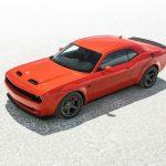 Dodge Challenger och Charger får ännu mer hästkrafter med deras SRT V8