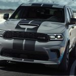 Nya Dodge Durango SRT Hellcat med 720 hästar – Världens snabbaste SUV