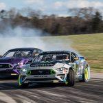 Drifting med Ford Mustang