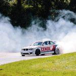 Driftingmostret – BMW 1M med Mercedes AMG V8 motor som är rykande het