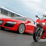 Ducati blir kvar hos Audi