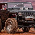 Elbilar i all ära men en Hot Rod är coolare – spana in Jeep Quicksand