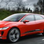 Elektrisk Jaguar på väg