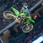Eli Tomac vinnare i Anaheim Supercross – Ken Roczen upp i ledning