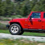 En Amerikansk SUV försvinner – Jeep lägger ned produktionen av Wrangler JK