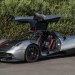 En Pagani Huayra Americano och en Bugatti Chiron såldes nyligen för digitala Bitcoin