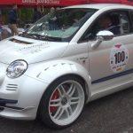 En galen Fiat 500 för 1,5 miljoner kronor