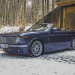 En ny snygg BMW 2002 cab