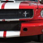 En unik tävlingsbil – Ford Shelby Mustang