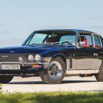 Ett stycke bilhistoria till salu – 1971 Jensen Interceptor II