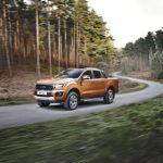 Europas mest sålda pickup Ford Ranger kommer i ny version