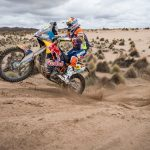 Dakar 2018 med Red Bull TV