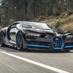 F1 föraren Juan Pablo Montoya sätter nytt världsrekord med Bugatti Chiron