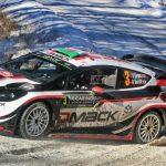 Ford tar hjälp av rallyförare i forskning om prestationsförmåga
