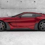Factory Five F9R en ny Amerikansk superbil