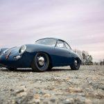 """Fet 1964 Porsche 356 """"Outlaw"""" med en boxersexa på 236 hästar"""