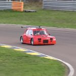 VIDEO: En liten baby Ferrari