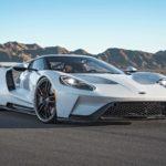 Spana in nya Ford GT och de hetaste motorcyklarna i helgen