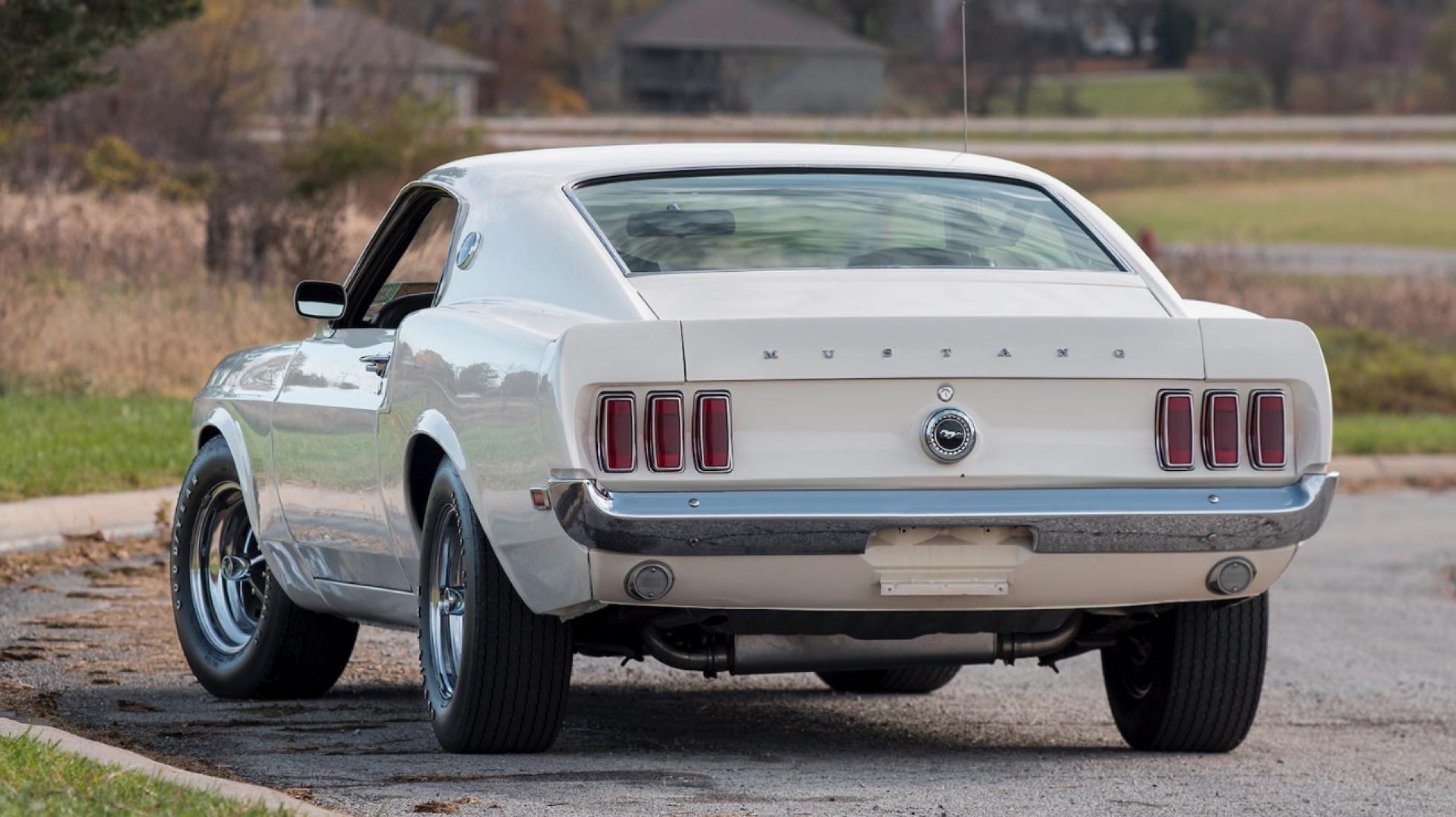 Ford Mustang 1969 Till Salu