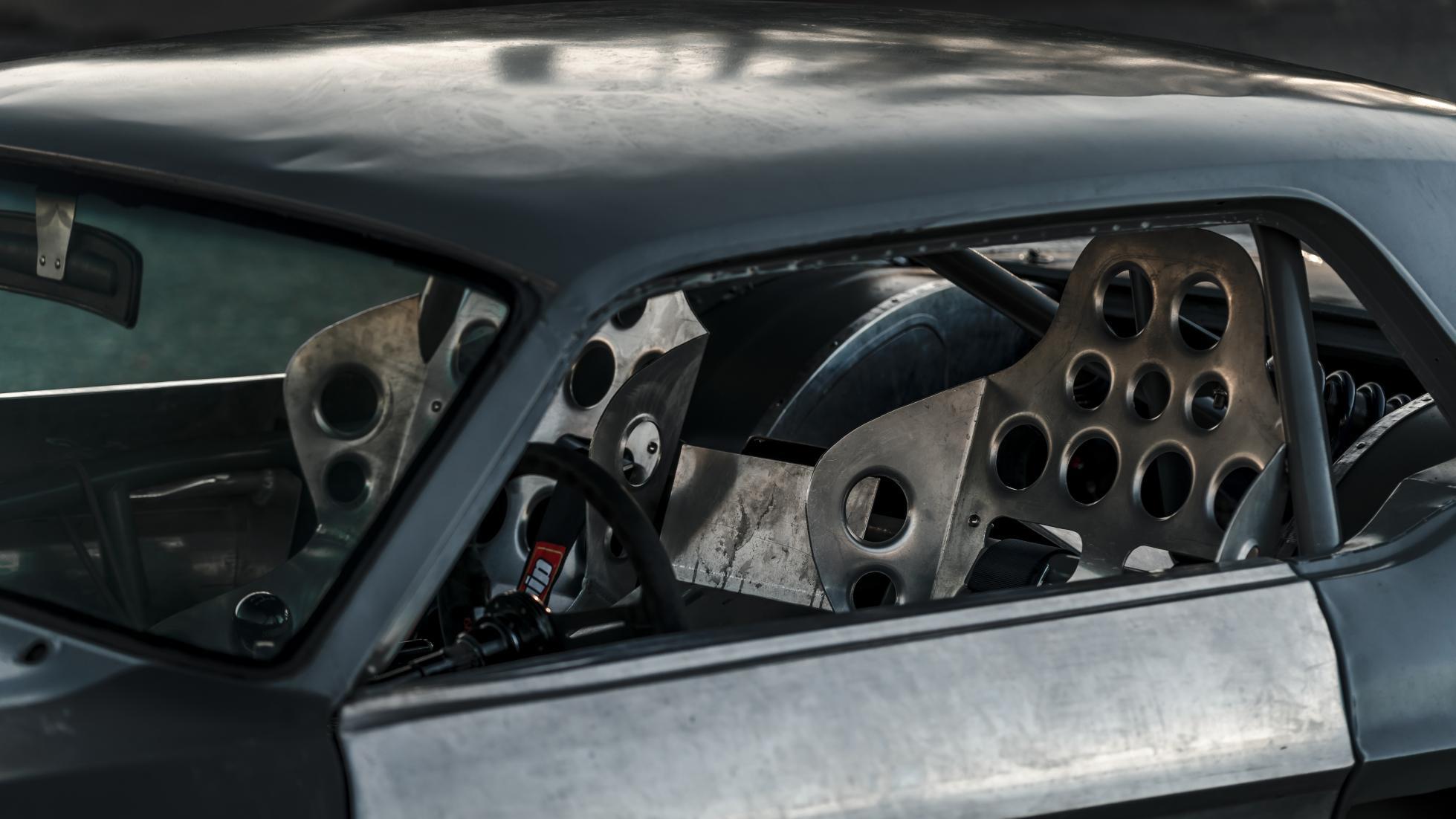 Cool Ford Mustang Hot Rod Fetaste byg hittills Motorworld