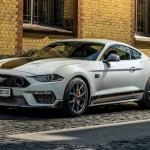 Ford Mustang Mach 1 kommer till Sverige