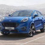 Ford Puma är tillbaks som mini-SUV