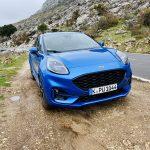 Ford Puma en spänstig liten crossover som bjuder på rolig körglädje