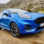 5 nya Ford etanolbilar på infart