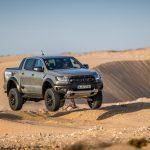 Ford Ranger Raptor testkörd i Marocko – en otroligt kapabel pick-up