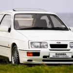 Ford Sierra till salu för en miljon i Norge – allvarligt det är ingen norgehistoria