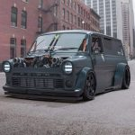 Ford Transit Hot Rod