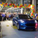 Ford kör igång produktionen av crossovern Puma