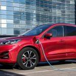 Ford växlar upp i EV kriget