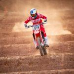Ken Roczen testar inför Supercross premiären med Fox och Honda