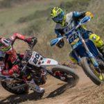 Framgången för Diego Monticelli fortsätter i supermoto-tävlingarna