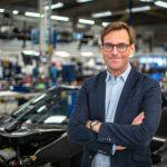 Fredrik Wahrolén ny försäljnings- och marknadsdirektör på Koenigsegg