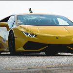 Galen Lamborghini Huracan med 3500 hästkrafter sätter nytt världsrekord