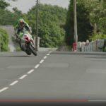 Galen räddning av James 'Dynamite' Hillier i årets Isle of Man TT