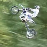 Galnaste körningen uppför – AMA Pro hillclimb