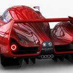 Glickenhaus Le Mans Racer