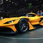 Gumpert har återuppstått som Apollo Arrow