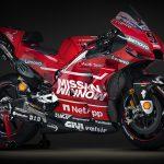 Senaste MotoGP hojarna från Ducati