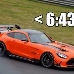 Har Mercedes AMG GT Black Series satt ett nytt rekord på Nürburgring