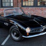 Har du 10 miljoner över kan du lägga ett bud på denna 1957 BMW 507