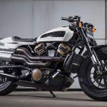 2021 H-D 1250 Sportster