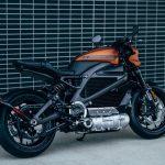 Harley Davidson LiveWire kommer 2019