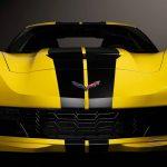 Hertz firar 100 år med en 650 hästars Chevrolet Corvette Z06 som hyrbil