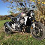 Honda CB 1000 – En riktigt snygg caféracer