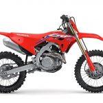 Honda återkallar 2021 CRF450R