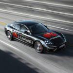 Huawei använder AI för att styra en Porsche